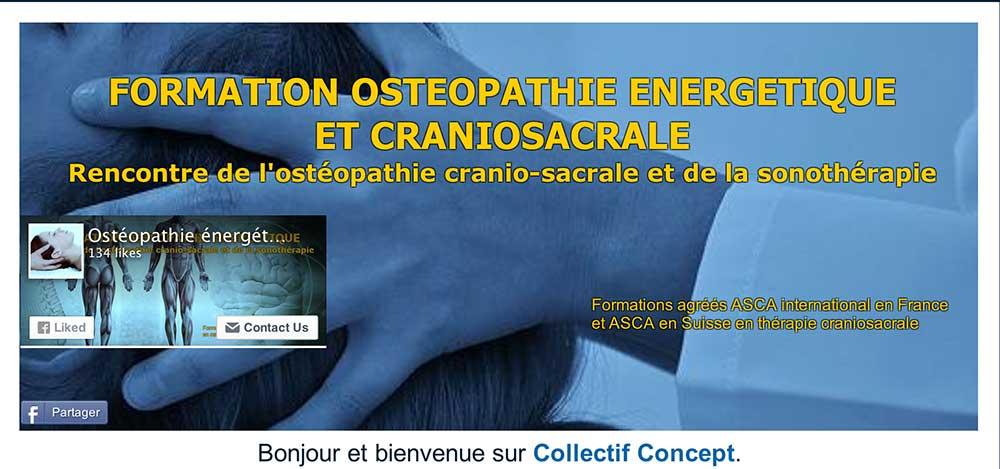 Formations en ostéopathie